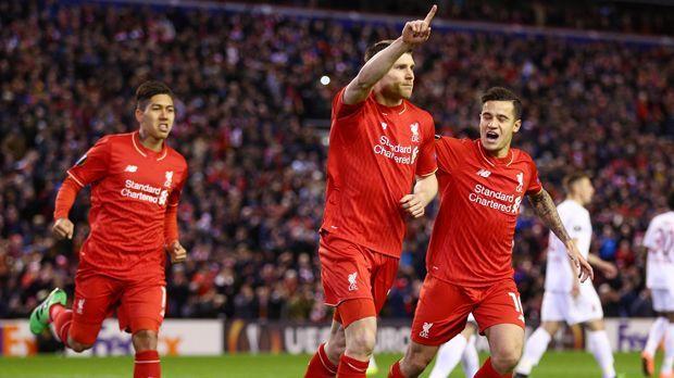 FC Liverpool - Bildquelle: 2016 Getty Images