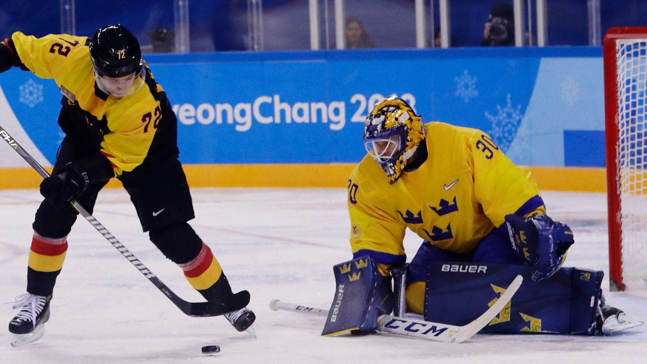 Schweden: Defensive fehlt die NHL-Power - Bildquelle: 2018 Getty Images
