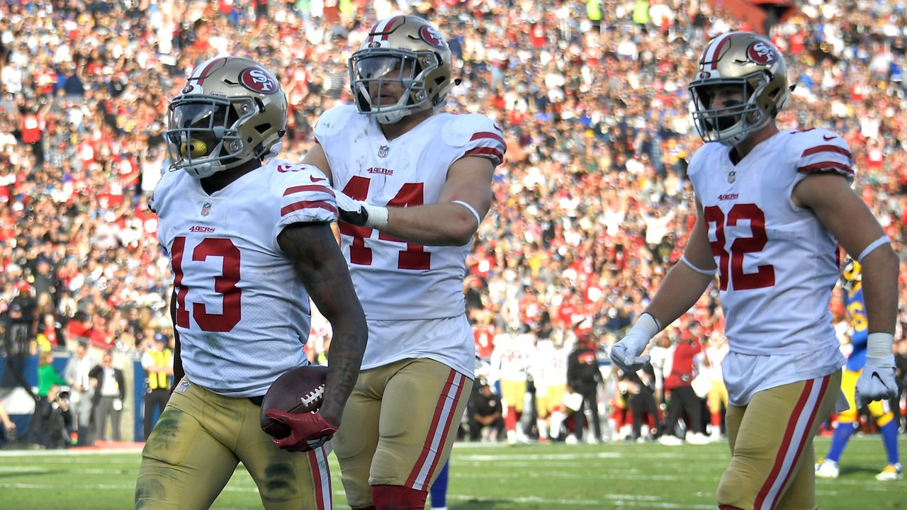 Platz 15: San Francisco 49ers - Bildquelle: 2018 Getty Images
