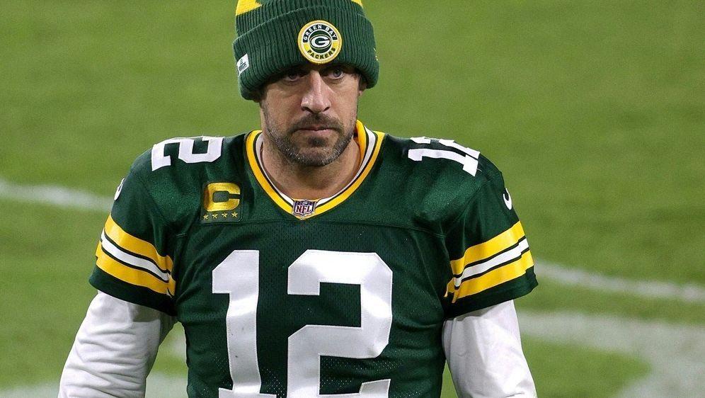 Rodgers liegt mit seinem Arbeitgeber im Clinch - Bildquelle: GETTY AFPSIDSTACY REVERE