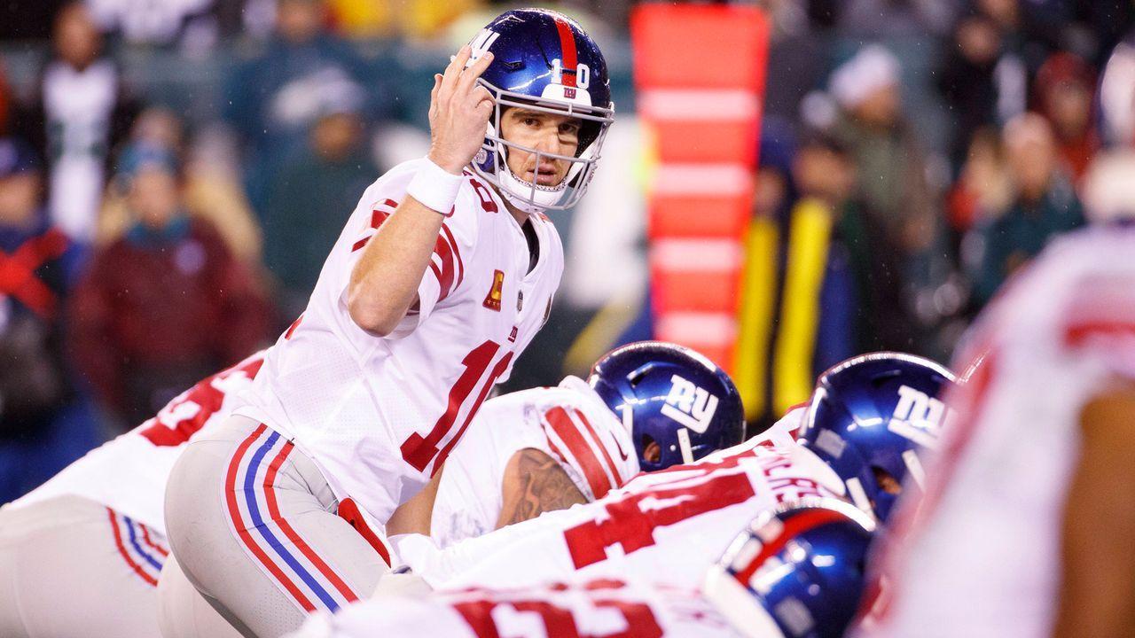 New York Giants – die Needs  - Bildquelle: imago images/ZUMA Press