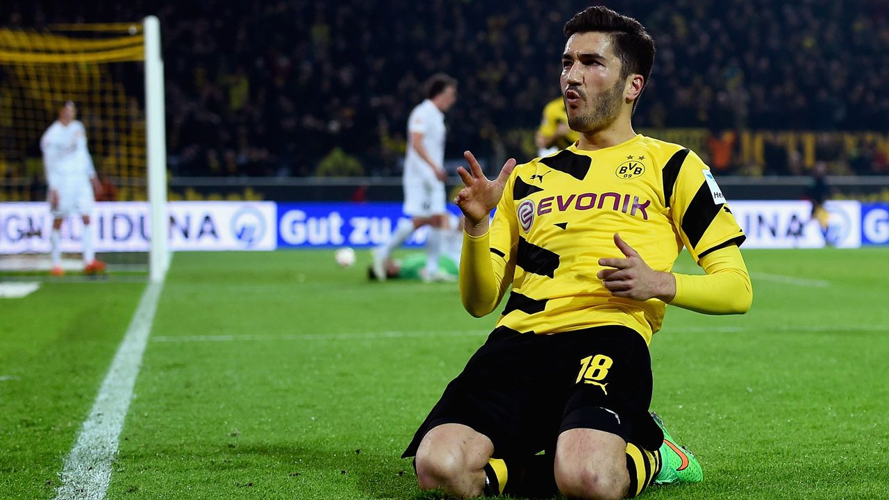 Nuri Sahin - Bildquelle: 2015 Getty Images