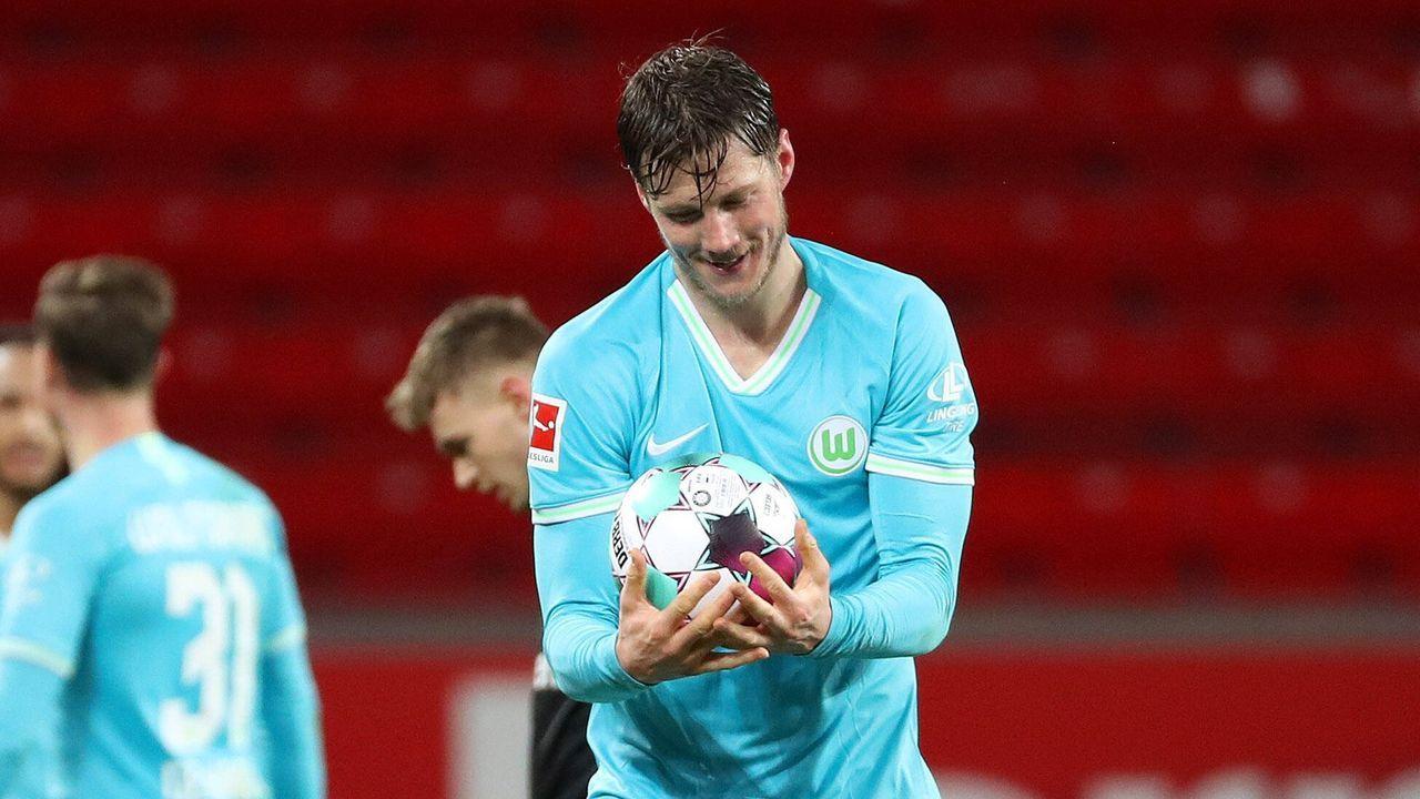 Platz 1: VfL Wolfsburg - Bildquelle: imago images/regios24