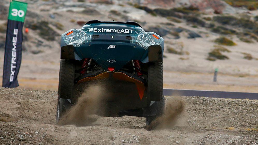 Mattias Ekström. - Bildquelle: imago images/Motorsport Images