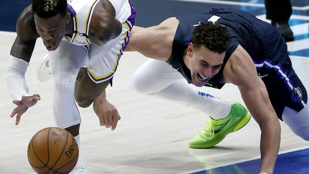 Dennis Schröder und die Lakers verlieren erneut - Bildquelle: AFPGETTY SID