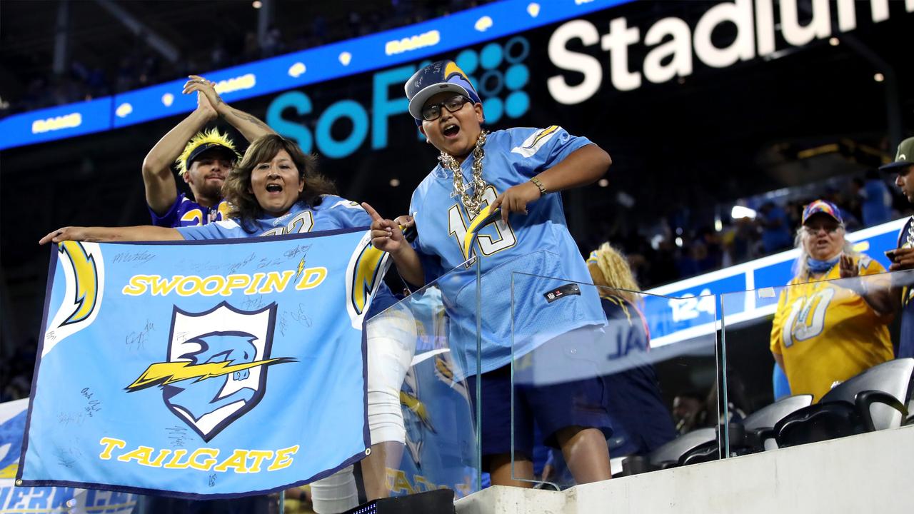 Platz 12: Los Angeles Chargers - Bildquelle: Getty Images
