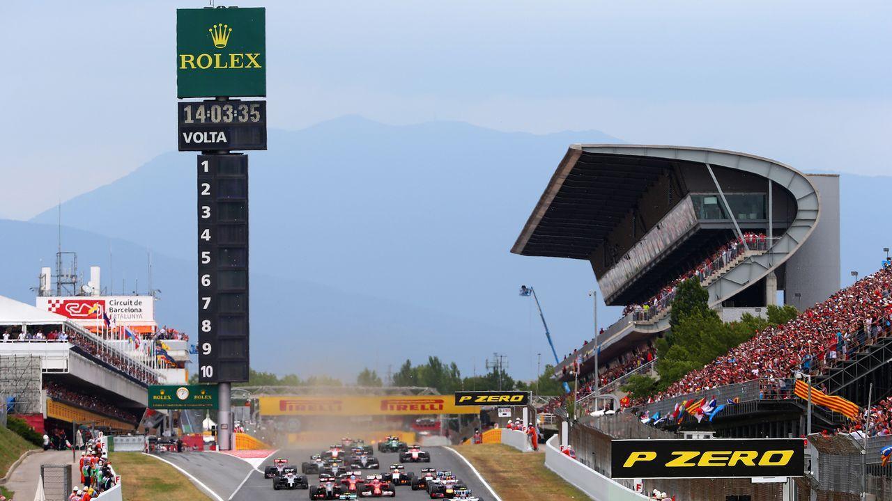 Circuit de Catalunya Barcelona, Spanien  - Bildquelle: 2014 Getty Images