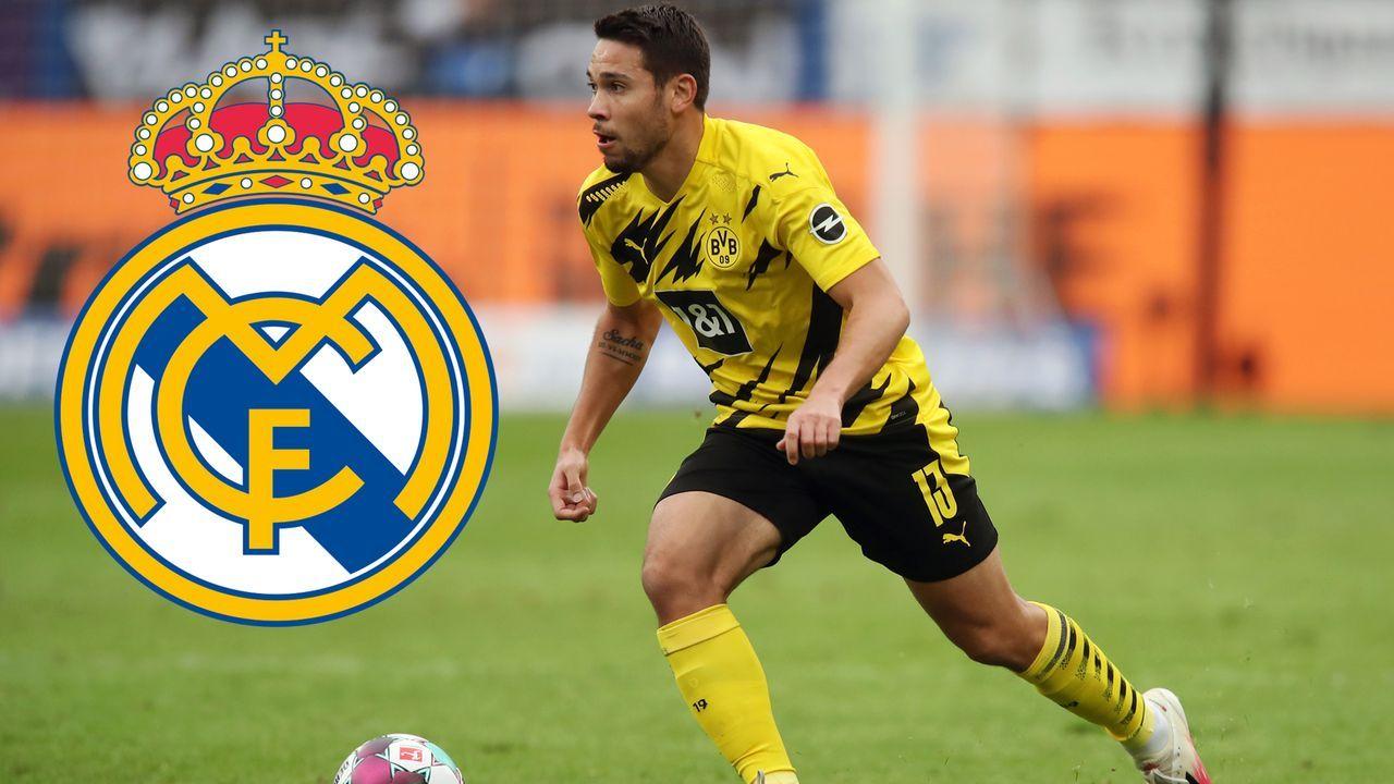 Raphael Guerreiro (Borussia Dortmund) - Bildquelle: 2020 Getty Images