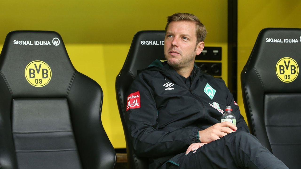 Florian Kohfeldt (Werder Bremen) - Bildquelle: 2019 Getty Images