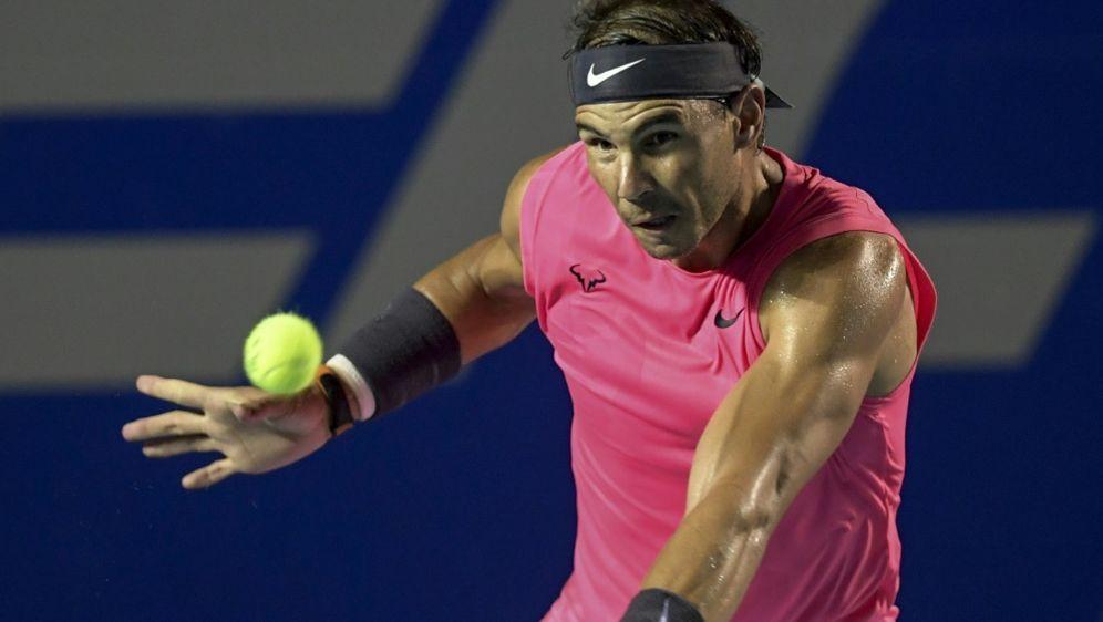 Tennisstar Rafael Nadal glaubt an längere Pause - Bildquelle: AFPSIDPEDRO PARDO