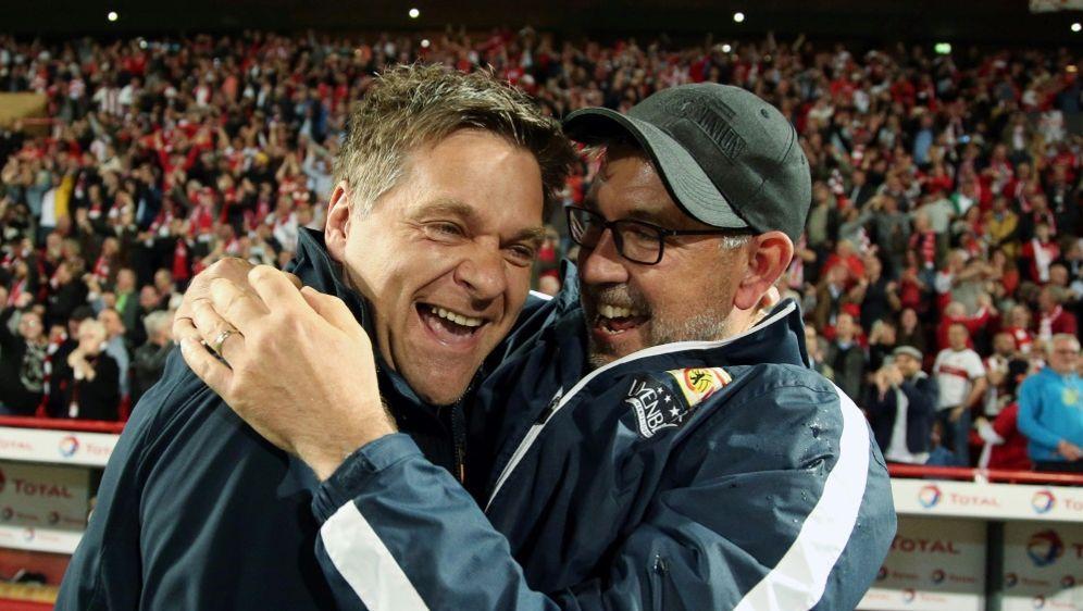 Union Berlin spielt nächste Saison in der Bundesliga - Bildquelle: FIROFIROSID