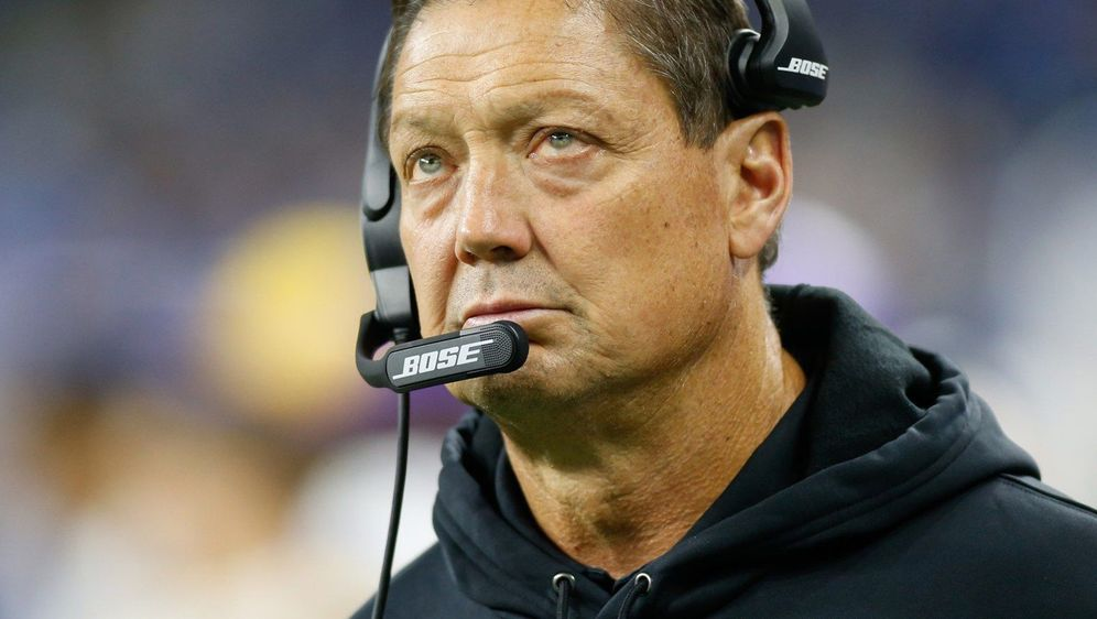 Wird die Vikings in der kommenden Saison nicht betreuen: Offensive Line Coac... - Bildquelle: imago