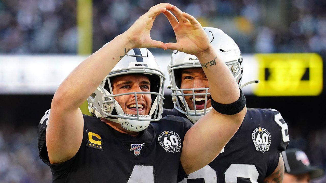 AFC: Oakland Raiders (7-8) - Bildquelle: getty