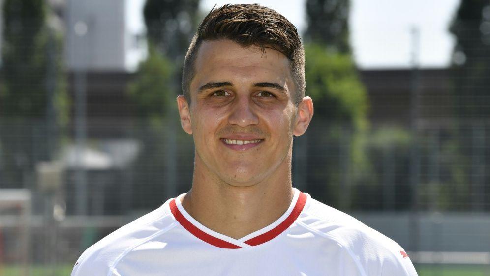 Verletzte sich gegen Köln: Marc Oliver Kempf - Bildquelle: AFPSIDTHOMAS KIENZLE