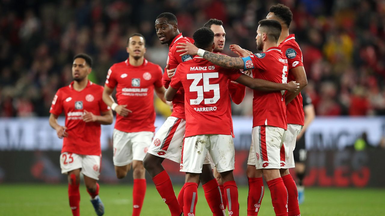 Mainz 05 - Bildquelle: 2020 Getty Images