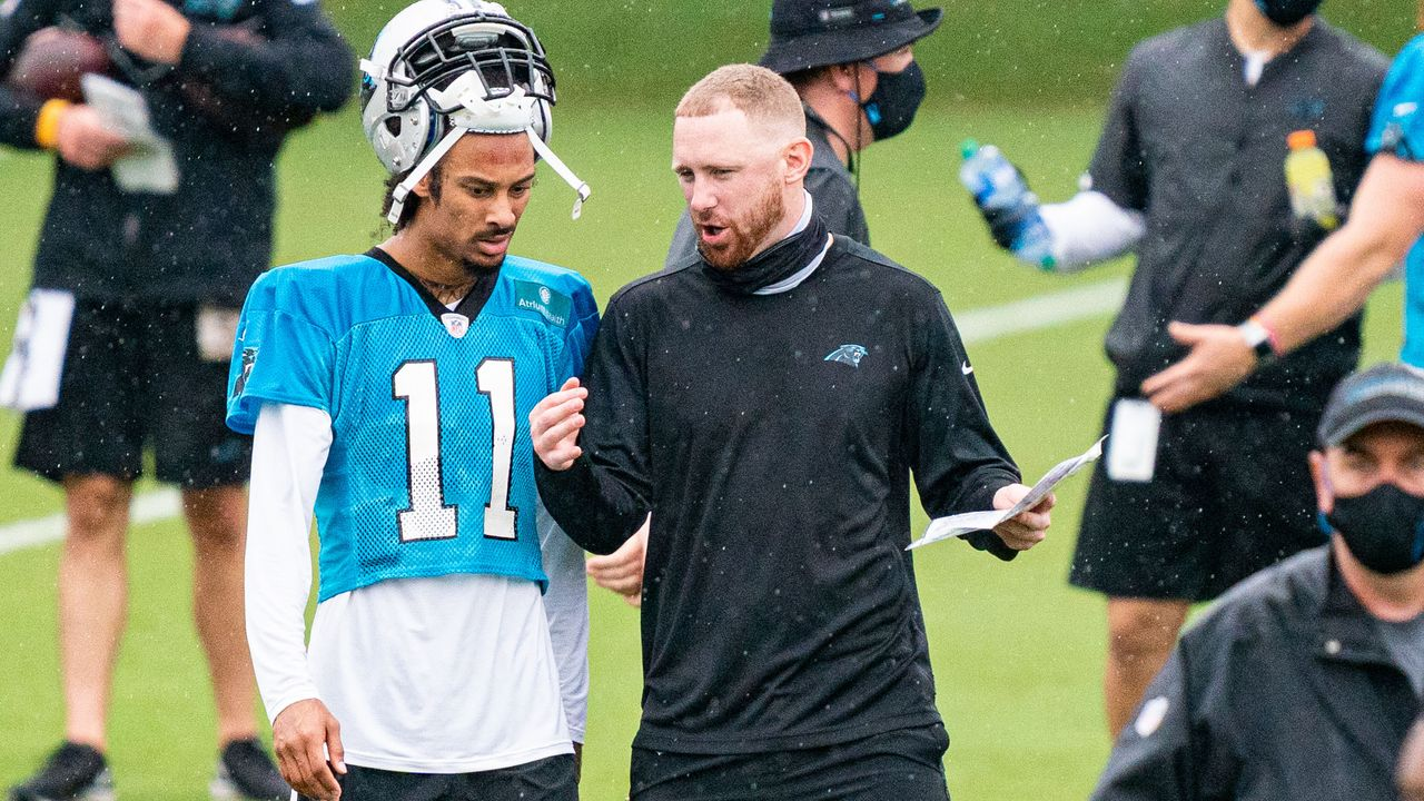 Joe Brady (Offensive Coordinator - Carolina Panthers) - Bildquelle: 2020 Getty Images