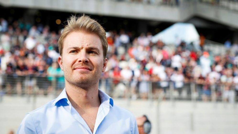 Erstmals wieder im Rennwagen: Nico Rosberg - Bildquelle: PIXATHLONPIXATHLONSID