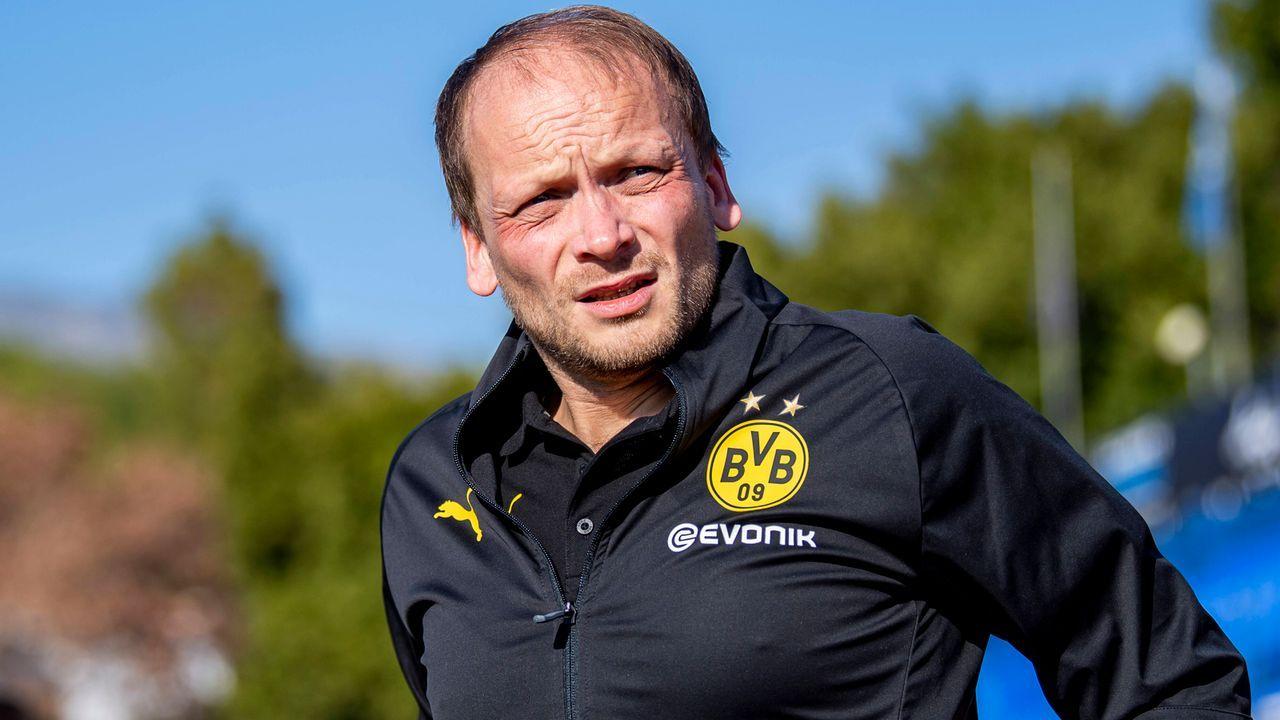 Borussia Dortmund: Chefscout Markus Pilawa - Bildquelle: imago images/Kirchner-Media