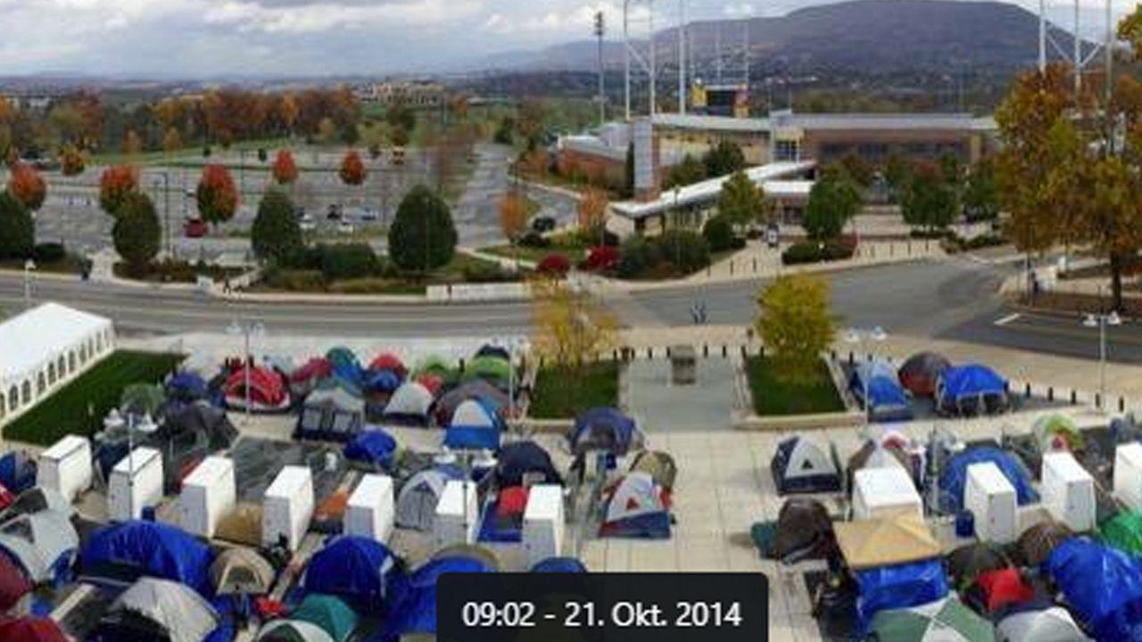 Penn State - Paternoville - Bildquelle: Twitter: @MarkXBrennan