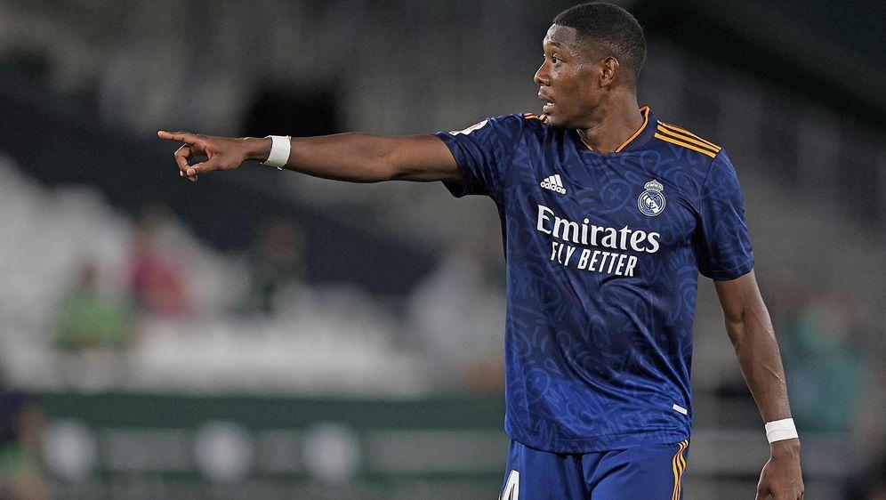 David Alaba von Real Madrid - Bildquelle: AFPSIDBRIAN ACH