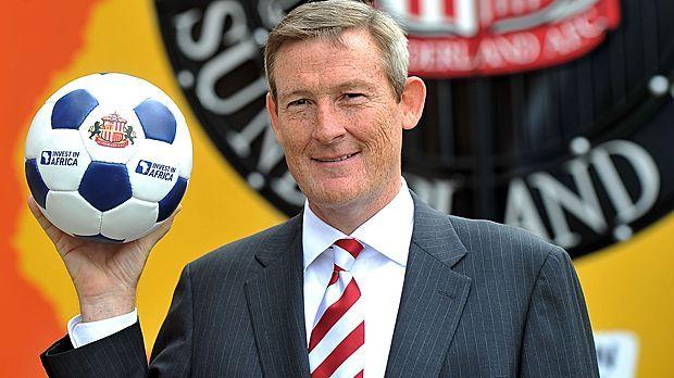 Platz 7: Ellis Short (AFC Sunderland) - 3,4 Milliarden Euro - Bildquelle: 2012 Getty Images