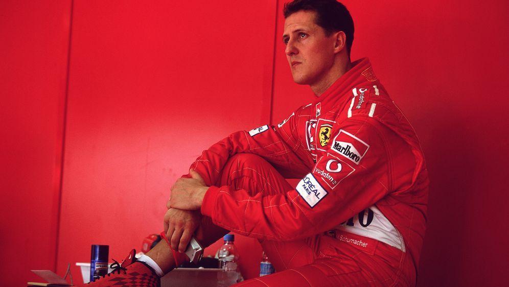 """Seit dem 15. September ist die Netflix-Doku """"Schumacher"""" über das Leben des ..."""