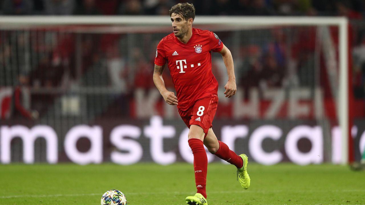 Javi Martinez (FC Bayern München) - Bildquelle: Getty Images