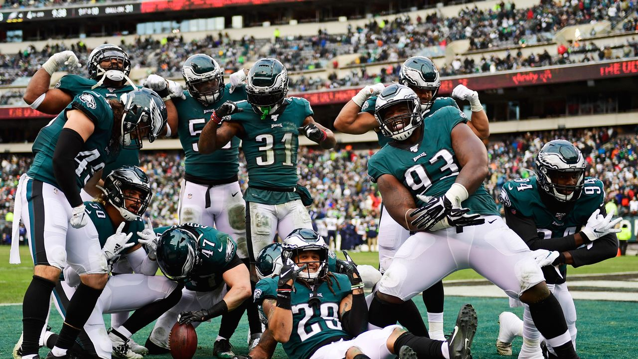 Defense: Philadelphia Eagles - Bildquelle: getty