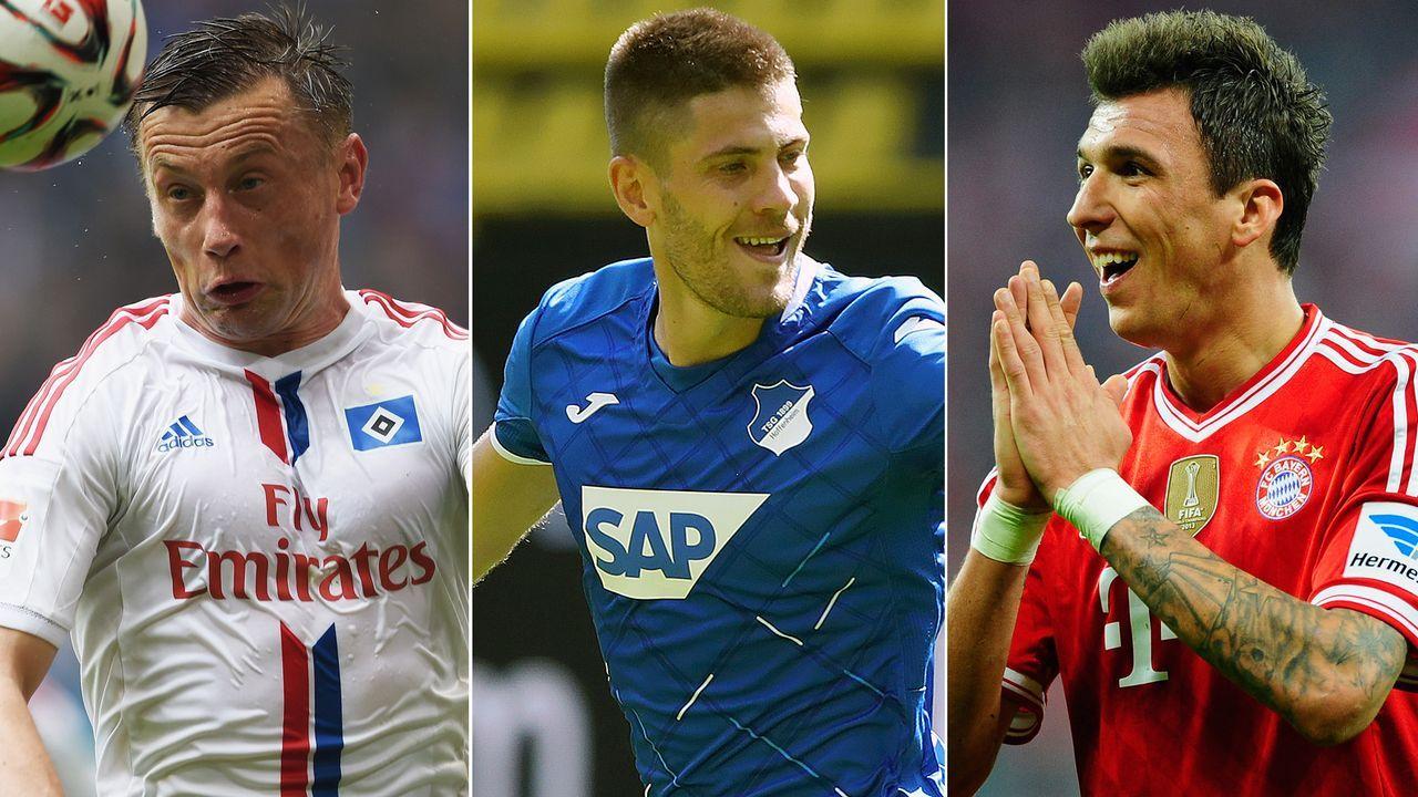 Top 10: Die kroatischen Bundesliga-Rekordtorschützen - Bildquelle: Getty Images/Imago