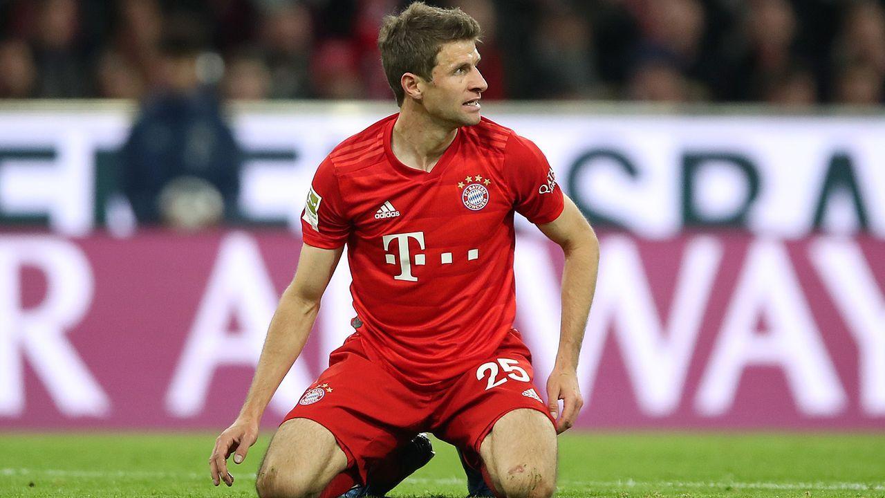 Thomas Müller (Bayern München) - Bildquelle: getty