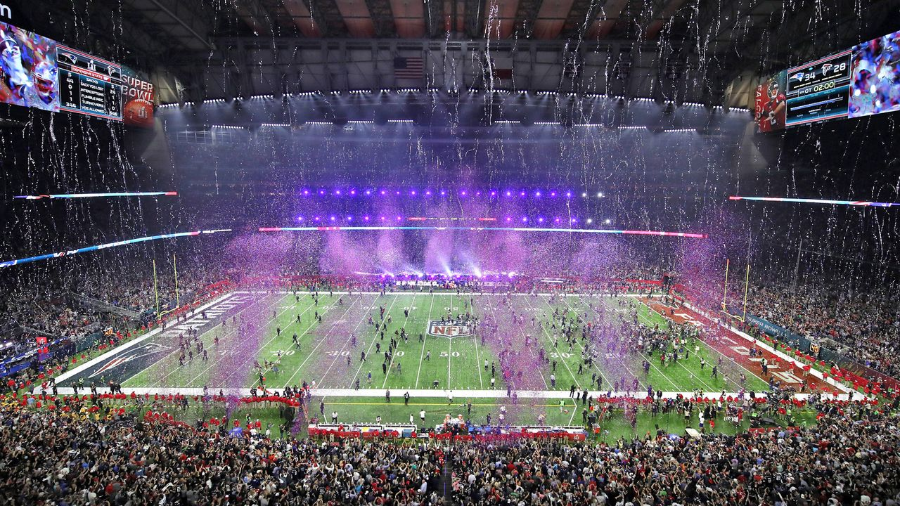 Houston Texans: NRG Stadium - Bildquelle: Getty Images