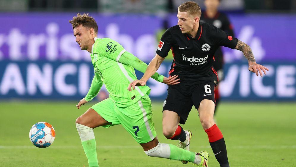 Die beiden Europapokal-Teilnehmer VfL Wolfsburg und Eintracht Frankfurt tren... - Bildquelle: Getty Images