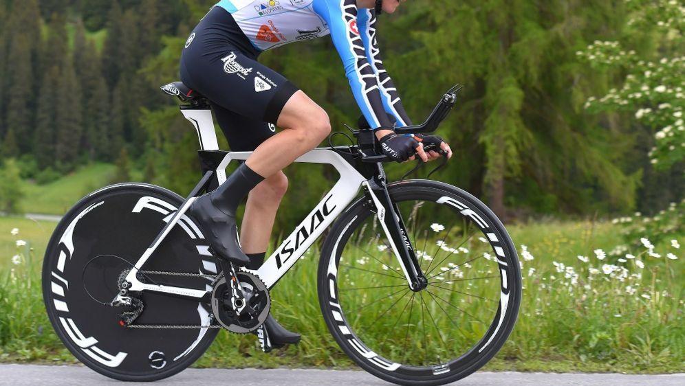 Sieger der sechsten Etappe: Antwan Tolhoek - Bildquelle: PIXATHLONPIXATHLONSID