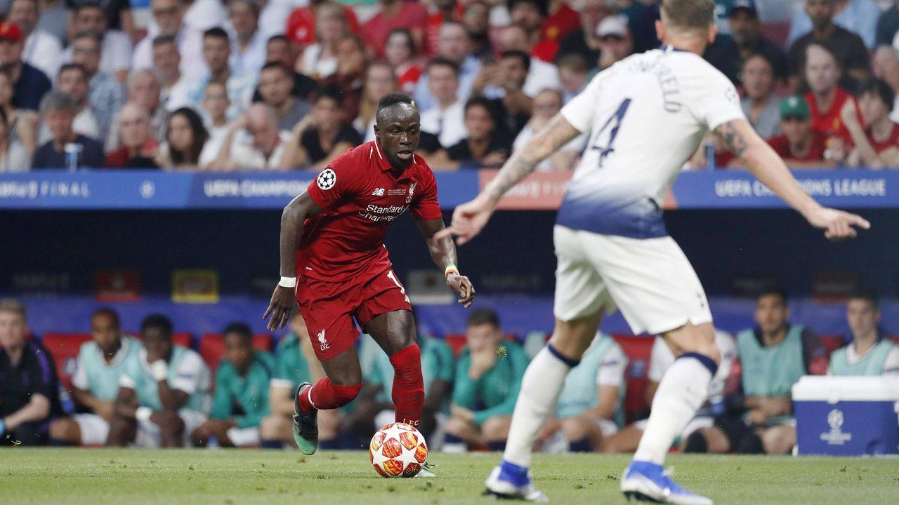 Sadio Mane (FC Liverpool) - Bildquelle: Imago