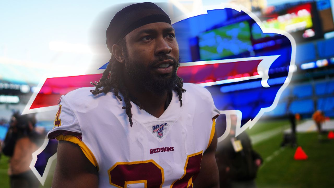 Josh Norman (Buffalo Bills) - Bildquelle: Getty Images