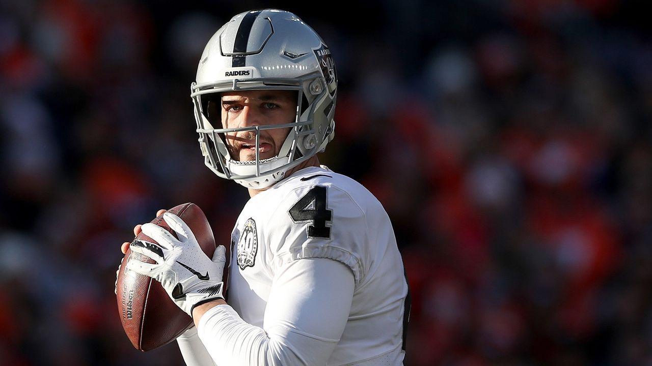 Las Vegas Raiders - Bildquelle: 2019 Getty Images