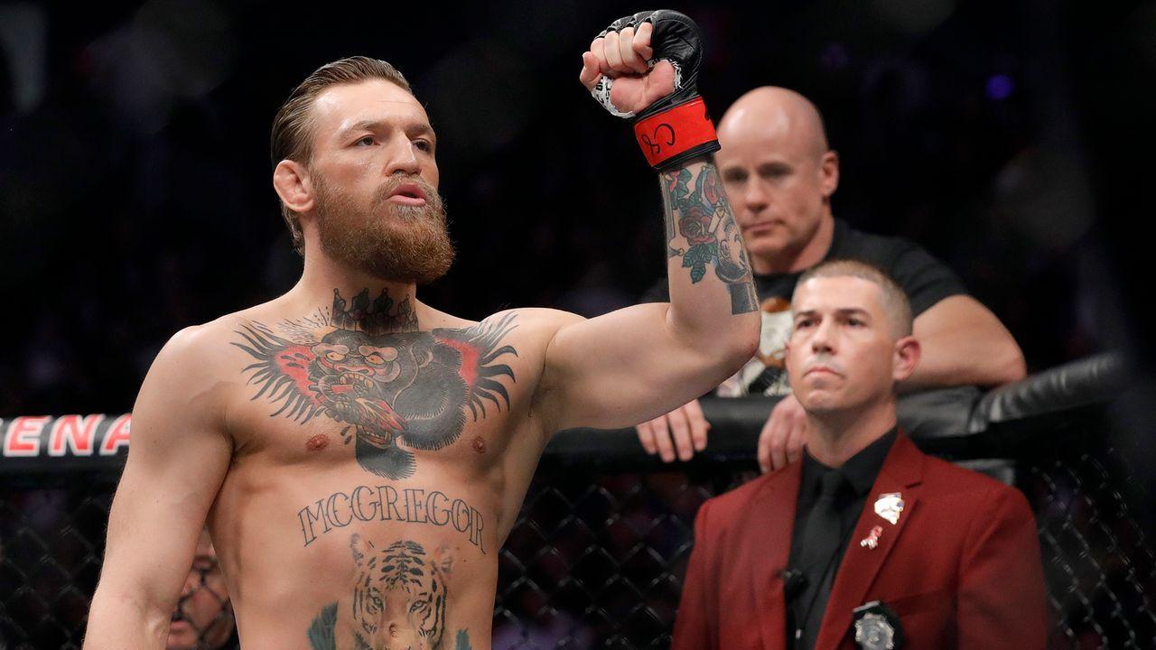 Platz 16 - Conor McGregor (MMA) - Bildquelle: 2020 Getty Images