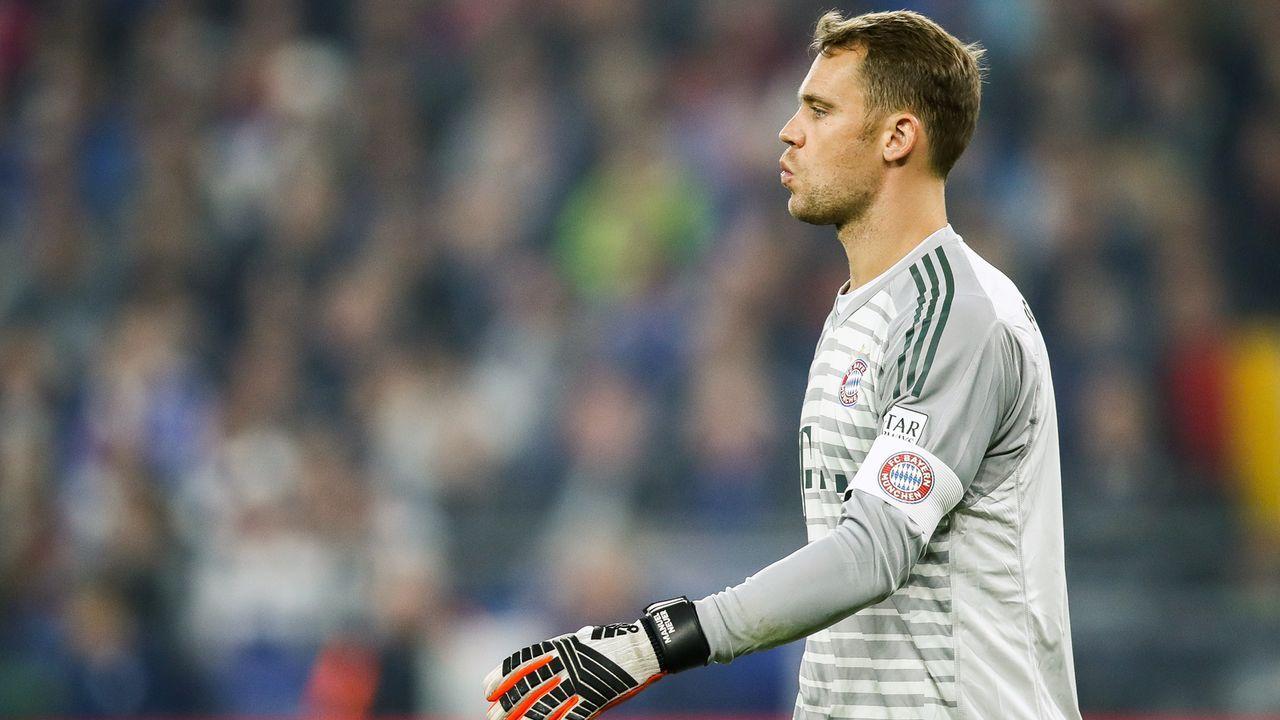 Manuel Neuer (Torhüter) - Bildquelle: Getty Images