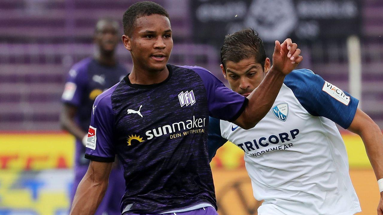 Felix Agu (Werder Bremen) - Bildquelle: Getty Images