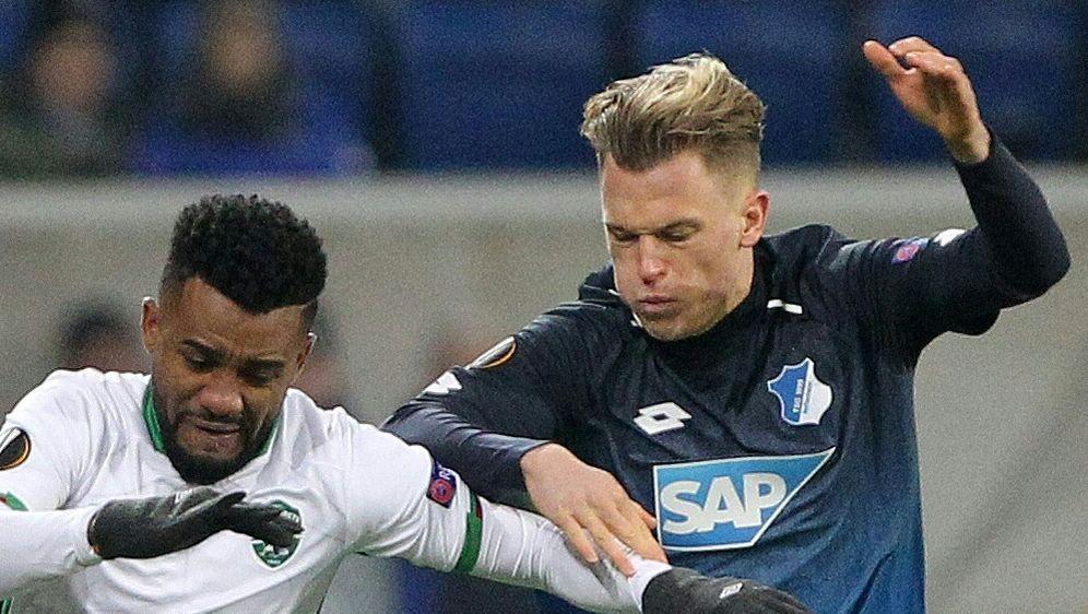 Robin Hack wechselt zum 1. FC Nürnberg - Bildquelle: AFPSIDDANIEL ROLAND