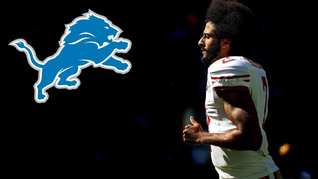 Platz 1: Detroit Lions - Bildquelle: Getty Images