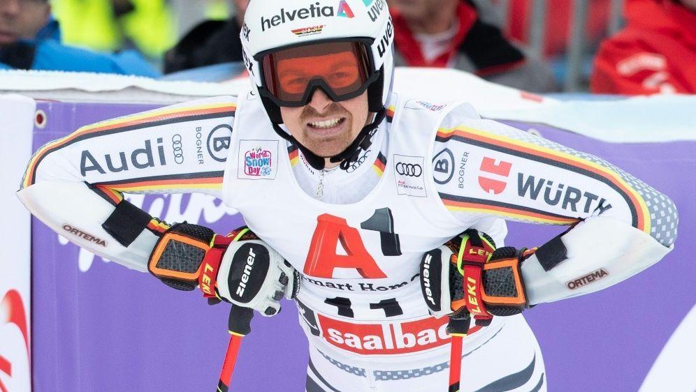 Stefan Luitz will um seinen ersten Weltcupsieg kämpfen - Bildquelle: APAAPAAFPGEORG HOCHMUTH