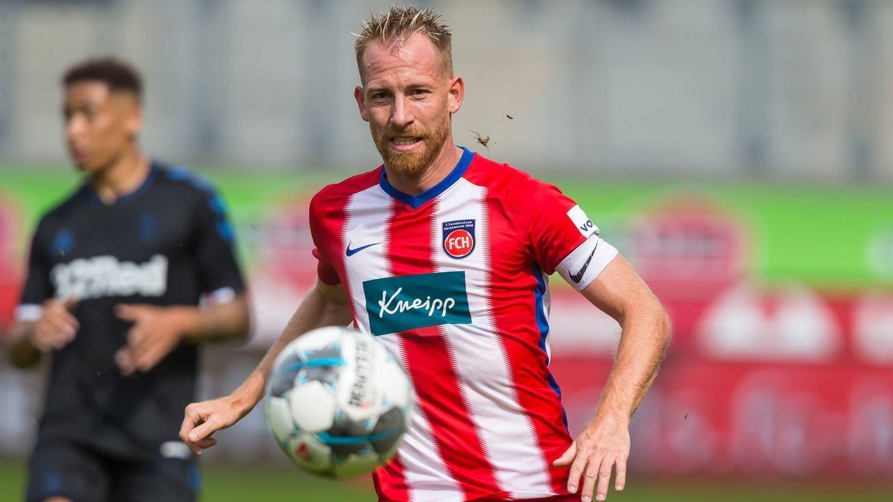 Mittelfeld - Marc Schnatterer (1. FC Heidenheim) - Bildquelle: Harry Langer/DeFodi.eu