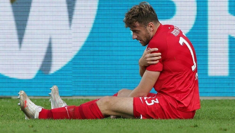 Lukas Klünter verletzte sich an der Schulter - Bildquelle: FIROFIROSID