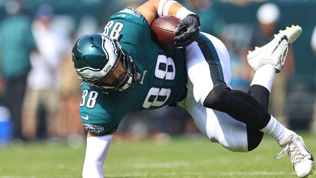 Verlierer: Offense der Philadelphia Eagles - Bildquelle: Getty Images
