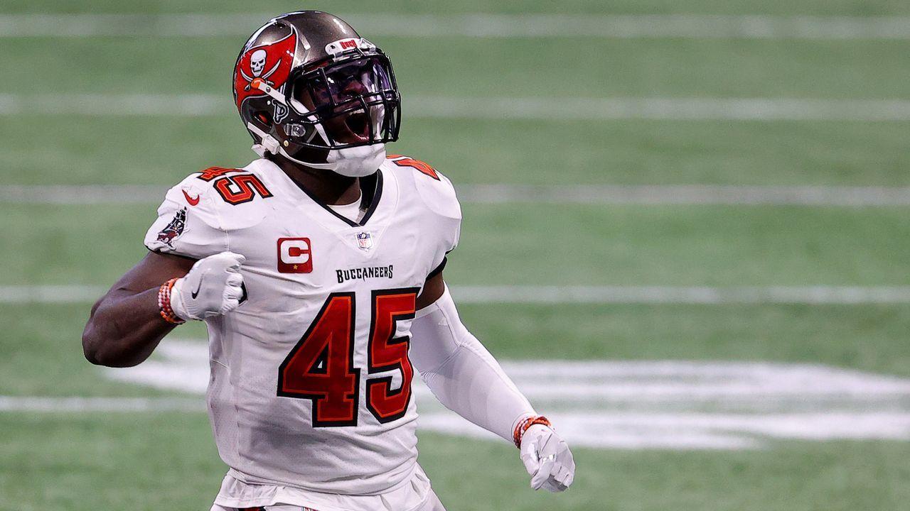 Devin White (Linebacker - Tampa Bay Buccaneers) - Bildquelle: 2020 Getty Images