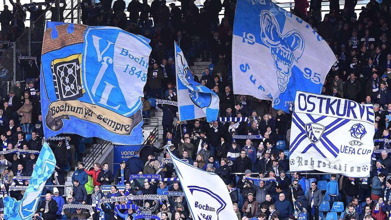 """Spende für den Verein - Bochum-Fans können """"Geisterspieltickets"""" kaufen - Bildquelle: imago images/Revierfoto"""