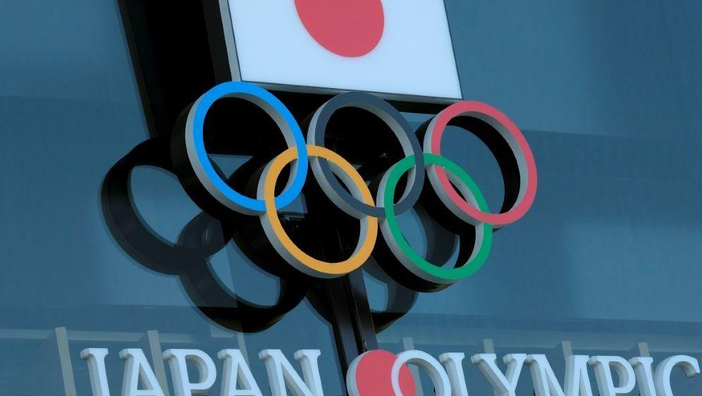 Bei Olympia könnte es 2021 einige Einschränkungen geben - Bildquelle: AFPSIDKAZUHIRO NOGI