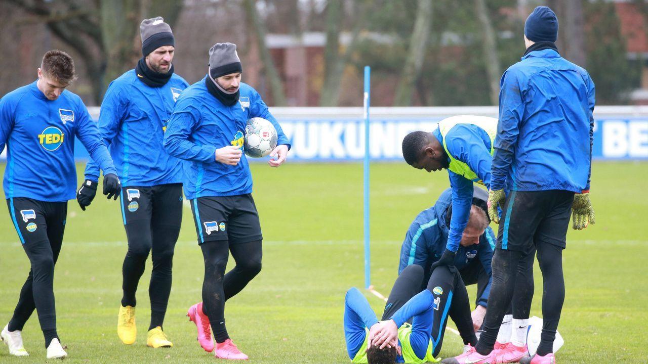 Hertha BSC - Bildquelle: imago images/Nordphoto
