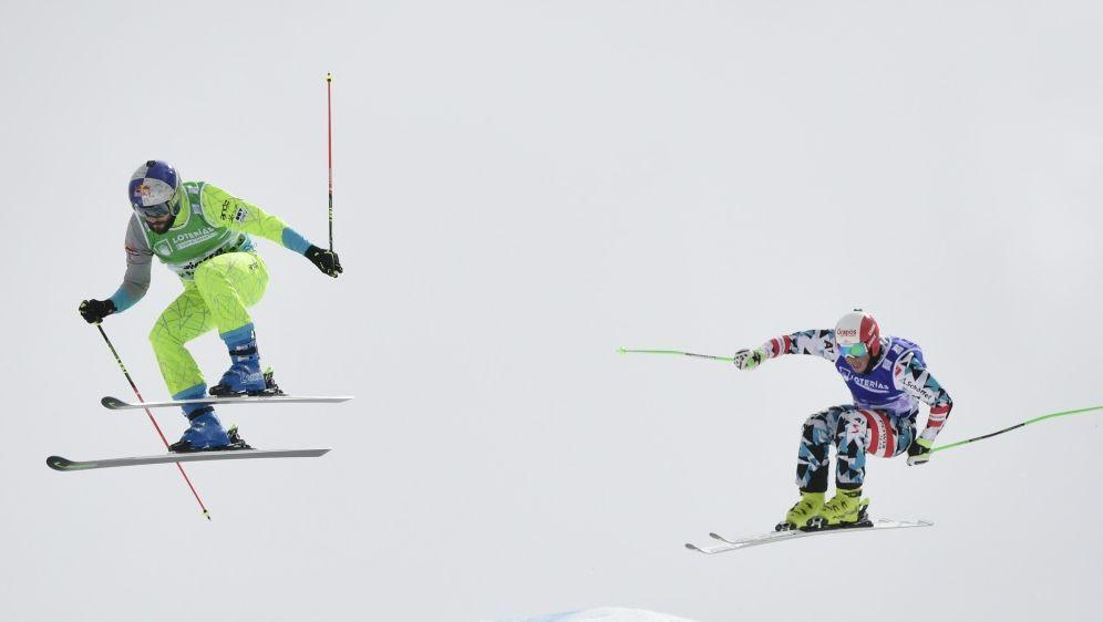Bohnacker erreicht als bester Deutscher Platz fünf - Bildquelle: AFPSIDJAVIER SORIANO